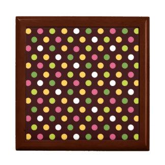 Polka Dots Gift Box