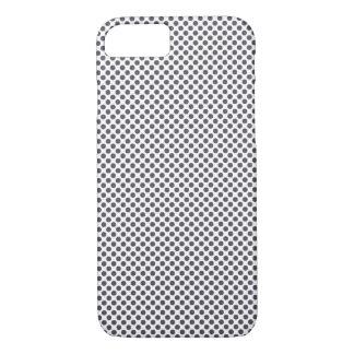 Polka Dots Grey Case-Mate iPhone Case