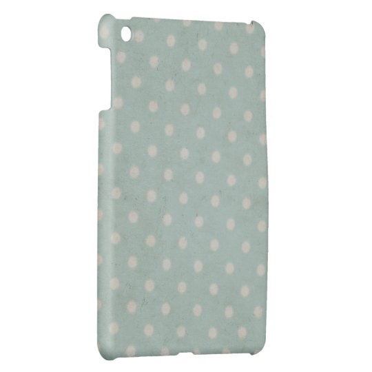 POLKA DOTS iPad MINI CASE