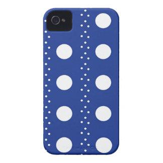 polka dots iPhone 4 case