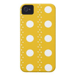 polka dots iPhone 4 Case-Mate case