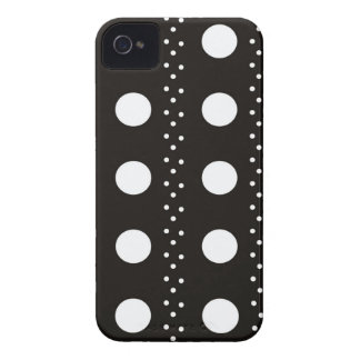 polka dots iPhone 4 cover