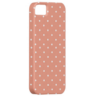 polka dots iphone  5/5s hard case .