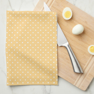 Polka Dots Kitchen Towel