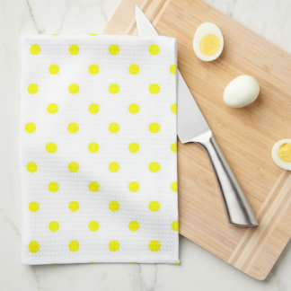 Polka Dots Kitchen Towel