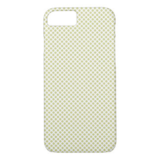 Polka Dots Mint Green Case-Mate iPhone Case