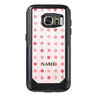 Polka Dots OtterBox Samsung Galaxy S7 Case