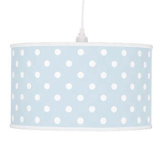 Polka dots pendant lamp