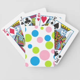 """""""Polka Dots"""" Playing Cards"""