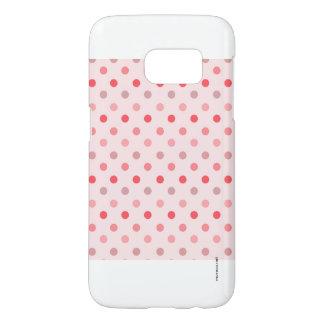 Polka Dots Samsung Galaxy S7 Case