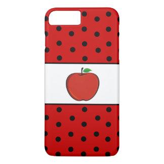 Polka Dots Teacher's Apple iPhone 7 Plus case