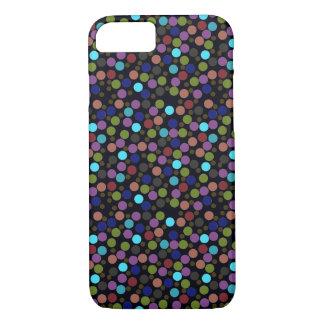 polka dots texture iPhone 8/7 case