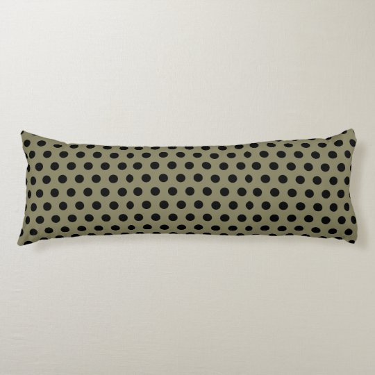 Polka III Body Pillow