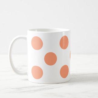 Polka Pink Coffee Mug