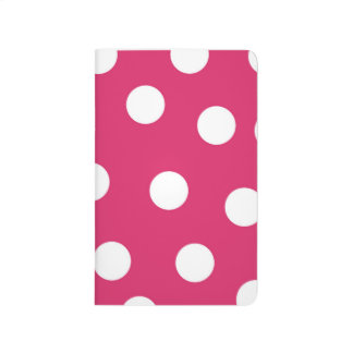 Polka Pink Journal