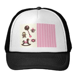 PolkaBSGirlJ3 Trucker Hat