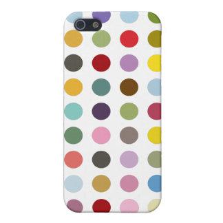 Polkadot de bubble-gum iPhone 5 case