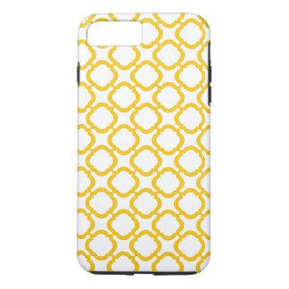 Polkadot géométrique coque iPhone 7 plus