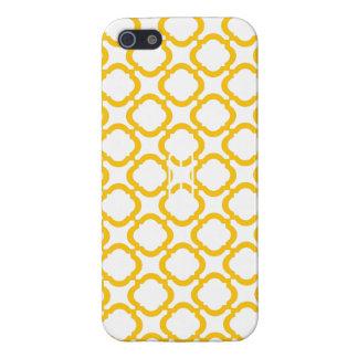 Polkadot géométrique étuis iPhone 5