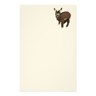 Polkadot Goat Stationery