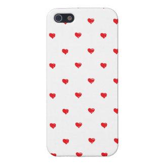 Polkadot mon coeur Macaron Étuis iPhone 5