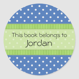 Polkadot Stickers