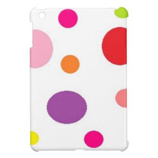 polkadots iPad mini cover