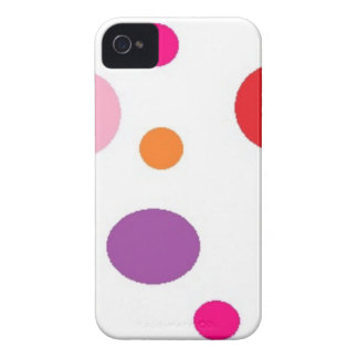 polkadots iPhone 4 cover