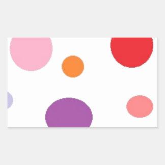 polkadots sticker