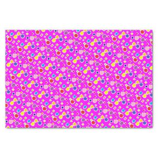 polkadots tissue paper