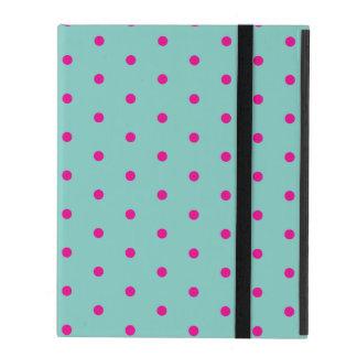 Polkdot Polka dot iPad Cover
