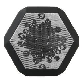 Pollen Heart Black Bluetooth Speaker