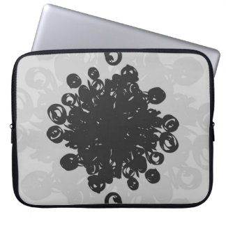 Pollen Heart Laptop Sleeve