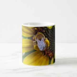 Pollen Loaded Native Bee Coffee Mug