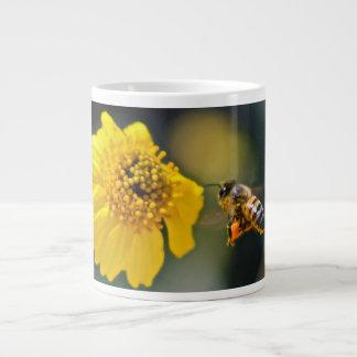 Pollinating Bee Mug