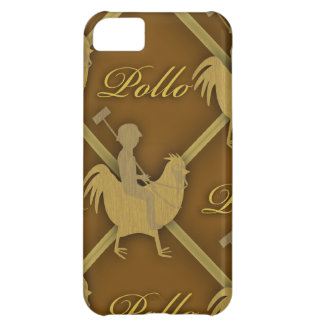 Pollo Fancy Pattern iPhone 5C Cover