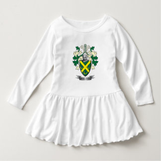 Pollock Family Crest Coat of Arms Dress