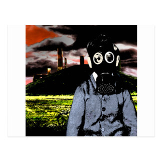 Polluted Postcard
