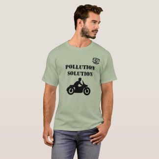 Pollution Solution T Shirt