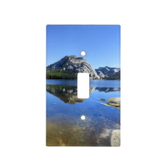 Polly Dome over Tenaya Lake - Yosemite Light Switch Cover