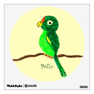 Polly Wall Sticker