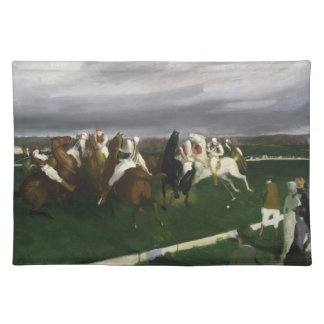 Polo at Lakewood - George Bellows Placemat