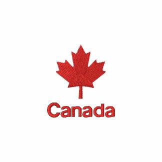 Polo du Canada - chemise canadienne rouge d'érable