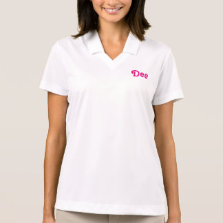 Polo Shirt Dee