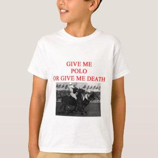 POLOplayer joke Tee Shirt