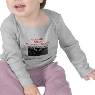 POLOplayer joke Tshirts