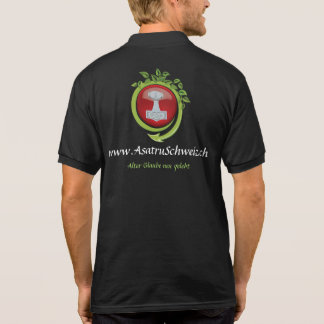 Poloshirt Asatru Switzerland Polo Shirt
