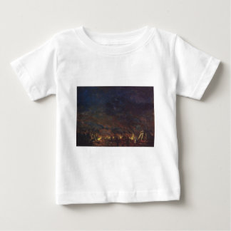 Polovtsian camp by Konstantin Korovin Baby T-Shirt
