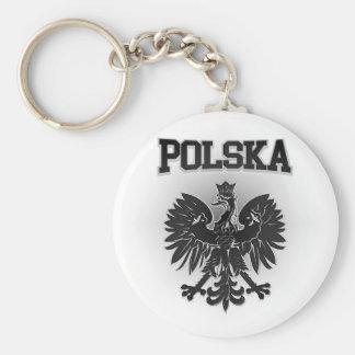 Polska Coat of Arms Keychain
