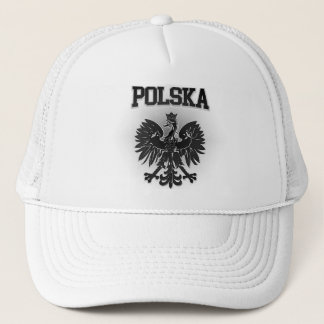 Polska Coat of Arms Trucker Hat